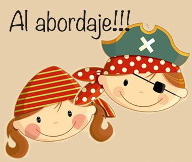 """""""Al abordaje"""",  el proyecto educativo propio del Colegio Antamira para los alumnos de Infantil"""