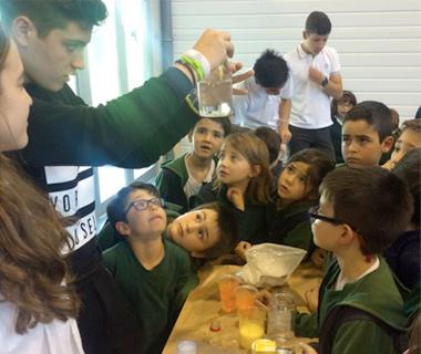 EL Colegio Antamira celebra su III Semana de la Ciencia