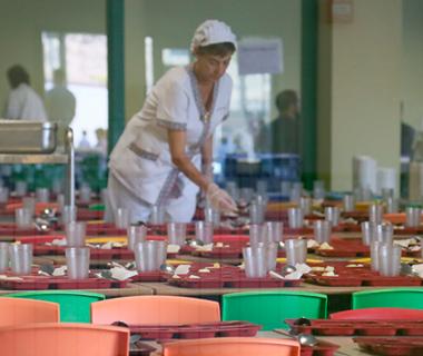 Seis falsos mitos de la alimentación en el comedor