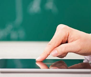 ¿Por qué asusta a los padres el uso de la tablet en el colegio?